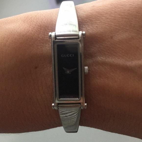 014aa83d701 Gucci Jewelry - Gucci Bracelet Watch circa 2000